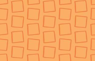 vektor textur bakgrund, sömlösa mönster. handritade, orange färger.