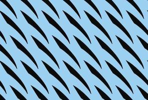 vektor textur bakgrund, sömlösa mönster. handritade, blå, svarta färger.