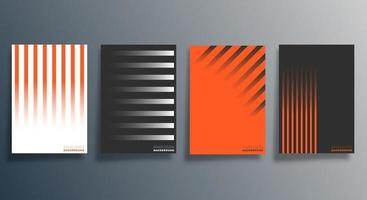 minimal geometrisk design för flygblad, affisch, broschyromslag, bakgrund, tapeter, typografi eller andra tryckprodukter. vektor illustration