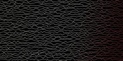 mörkt flerfärgat vektormönster med sneda linjer. vektor