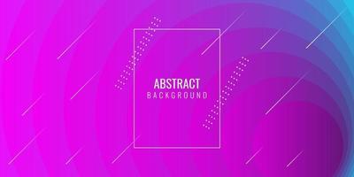 moderner geometrischer abstrakter Hintergrund mit Kreis vektor