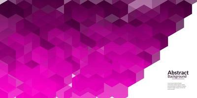 moderner abstrakter dekorativer Hintergrund mit rosa Farbverlauf