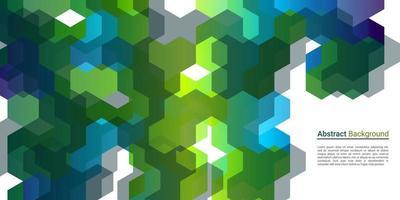 abstraktes Hintergrundmuster mit geometrischen vektor