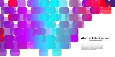 abstrakt dekorativ bakgrund med färgglad lutning