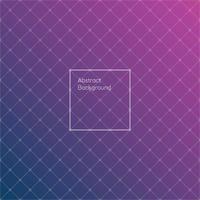 Farbverlauf dunkelblaue und rosa gefärbte Dreieck Polygon Muster Vintage Hintergrund.