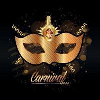 karneval firande fest vektor