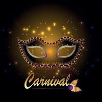 brasilianische Karnevalsfeier vektor