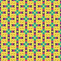 kaleidoscope patter vektor