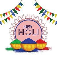 holi indisk festival fest