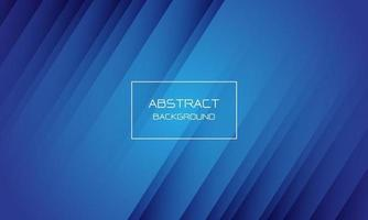 abstrakt blå geometrisk dynamisk bakgrundsstruktur vit ram med textdesign modern vektorillustration. vektor