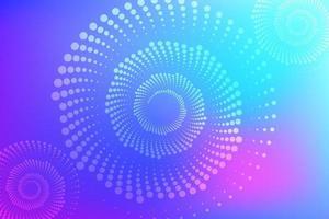 stilvoller abstrakter Spiralhintergrund vektor