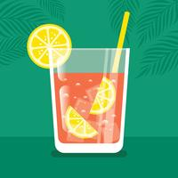 Michelada-Illustration vektor