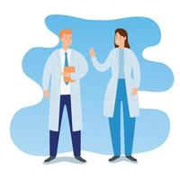 par läkare avatar karaktärer