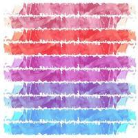 helle abstrakte Schablone mit Aquarellfleck und Spritzer
