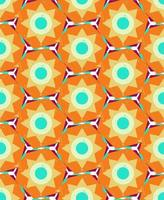 grunge färgglada geometriska sömlösa mönster