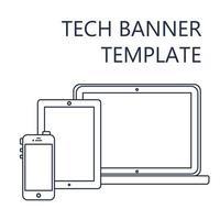 webbmall för anpassningsbar webbplats eller artikelform