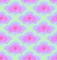 Grunge buntes geometrisches nahtloses Muster vektor