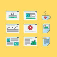 Webvorlagenformular