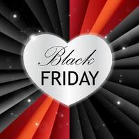 schwarzer Freitag Verkauf vektor