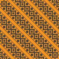 tyg abstrakt mönster, vektor illustration platt stil