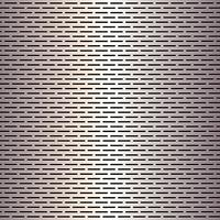 Metallic Muster Hintergrund vektor