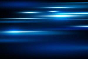 abstrakte blaue Geschwindigkeitsbewegungshintergrundvektorillustration vektor
