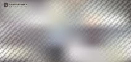 abstrakt suddig metallbakgrund och textur. vektor