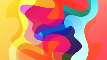 abstrakt bakgrund med dynamisk effekt. modernt mönster lämpligt för tapeter, banner, bakgrund, kort, bokillustration, målsida, gåva, omslag, flygblad, rapport, affär, sociala medier vektor