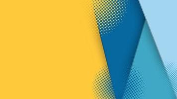 abstrakte Hintergrund moderne Halbton futuristische Grafik. Vektor abstrakte Hintergrund Textur Design. helles Halbtonplakat. Banner-Halbton-Hintergrundvektorillustration