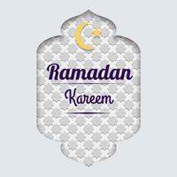Ramadan Hintergrund Vektor