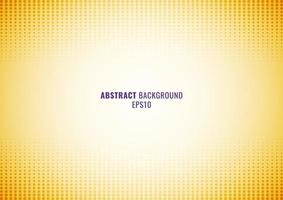 abstrakt prickar mönster halvton, gul tonad bakgrund och konsistens vektor