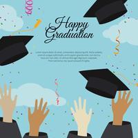 gratulationskort mall vektor
