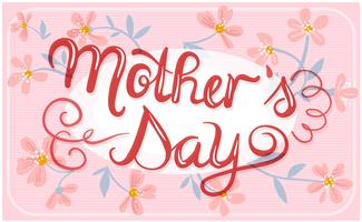 Muttertag Banner Vektoren