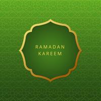 Ramadan Hintergrund Illustration