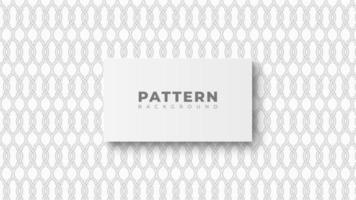 dekorativt abstrakt mönster vektor