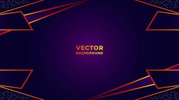abstrakt modern bakgrund vektor