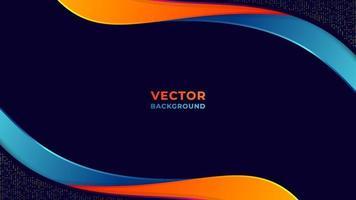 abstrakter moderner Hintergrund vektor