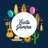 Festa Junina Vektor