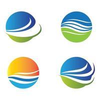 Sonnenuntergang Logo Bilder