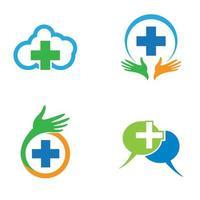 Logo-Bilder für die medizinische Versorgung