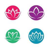 skönhet lotus logotyp bilder