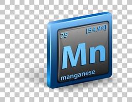 mangankemiskt grundämne