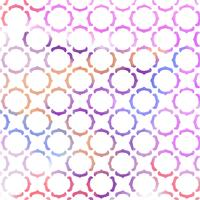 Aquarell Muster Hintergrund vektor