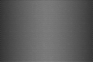 abstrakt metall silver bakgrund vektor