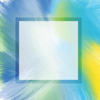 Abstrakter Aquarellhintergrund vektor