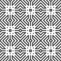 abstraktes nahtloses Punktdreieck formt Muster. abstraktes geometrisches Muster für verschiedene Designzwecke. vektor
