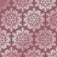 Lyx mönster bakgrund vektor
