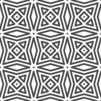 abstraktes nahtloses Parallelogramm quadratisches Dreieck formt Muster. abstraktes geometrisches Muster für verschiedene Designzwecke. vektor