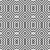 abstrakte nahtlose diagonale Zickzack quadratische Formen Muster. abstraktes geometrisches Muster für verschiedene Designzwecke. vektor