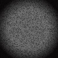 Abstrakt halvton bakgrund vektor